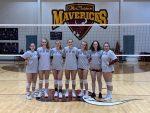 Girls Varsity Volleyball beats Western Boone 3 – 0