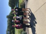 Girls Varsity Golf finishes 3rd place at IHSAA Sectional #5 to advance to Regionals