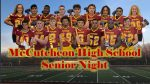 Boys Varsity Football beats Logansport 34 – 0 on Senior Night