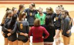 Lady Mavs Volleyball Tops Brownsburg 3 – 1