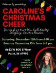 Caroline's Christmas Cheer