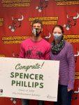 Spencer Phillips – Lilly Endowment Scholar