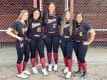 Girls Varsity Softball falls to Fishers 10 – 2