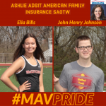 SAOTW – Ella Bills & John Henry Johnson