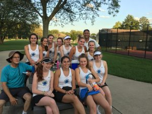 2018 Girls Tennis Pictures