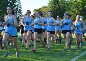 2018 Girls Cross Country Pictures