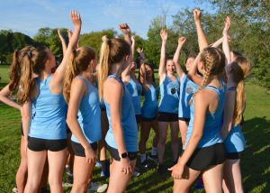 Cross Country at Lake Forest Academy on 9/18