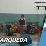 Rebeca Marqueda Named Athlete of the Week