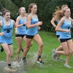 Varsity Cross Country finishes 4th place at Lake Forest Academy