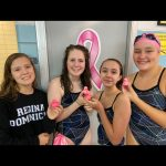 Varsity Swimming finishes 8th place at Maine West Invitational