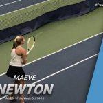 Maeve Newton Athlete of the Week