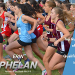 Erin Phehlan Named Athlete of the Week