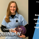 Caraline Quinlan Named Athlete of the Week for the Week of Jan. 6-11