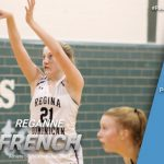 Reganne French Named Athlete of the Week