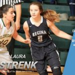Laura Strenk Named Athlete of the Week