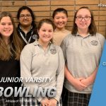 JV Bowling Team Named Athletes of the Week
