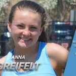 Anna Greifelt Named Athlete of the Week for the Week of Feb. 17-22
