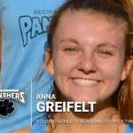 Anna Greifelt Named Academic Star of the Week