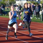 Angelina Adamo Commits to Carthage For Track and Field