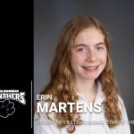Erin Martens Named Student-Athlete Academic Star of the Week