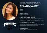 Senior Athlete Profile-Anelise Leahy