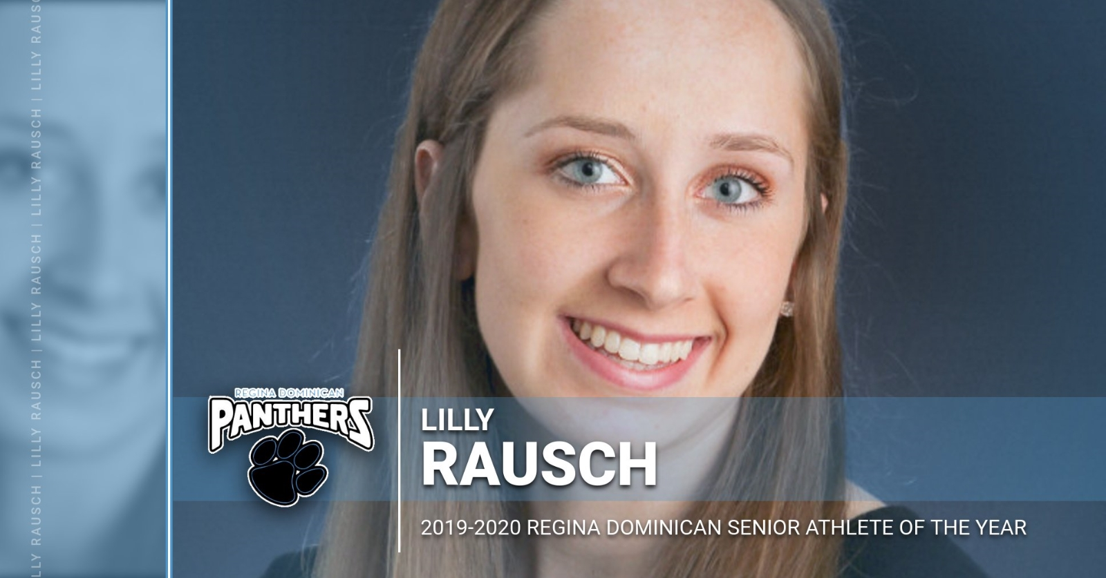 Lilly Rausch Named 2019-2020 Regina Dominican Senior Athlete of the Year