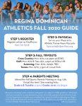 Fall Sport FAQ