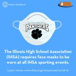 IHSA Mask Requirement at Events