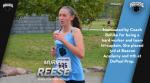 Muriel Reese Named Athlete of the Week