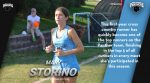 Mary Storino Named Athlete of the Week