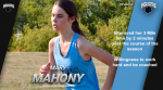 Mary Mahony Named Athlete of the Week
