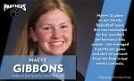 Maeve Gibbons Named Athlete of the Week