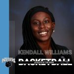 Kendall Williams Named Co-Athlete of the Week
