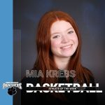 Mia Krebs Named Co-Athlete of the Week