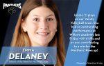 Emma Delaney Named Athlete of the Week