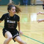 Girls Varsity Basketball beats Charleston Charter