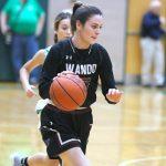 Girls Varsity Basketball tops R B Stall