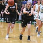 Girls Varsity Basketball tops Bishop England