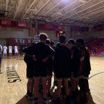 Boys Varsity Basketball beats Stratford 53 – 48