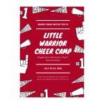Little Warrior Cheer Camp 2020