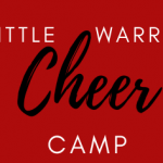 Little Warrior Cheer Camp 2020