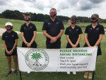 Girls Varsity Golf finishes 6th place at Prestigious WSCGA High School Invitational
