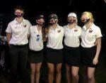 Girls Varsity Golf tops Berkeley 167 – 201