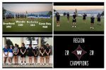 Girls Varsity Golf finishes 1st place at Region Championship