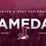Maroon & Grey Scrimmage Tonight