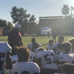 Junior Varsity Football beats Bishop Alemany 36 – 20
