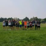 Jordan Runners Complete first race