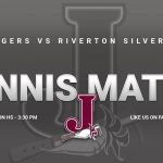 Girls Tennis Match @ Riverton
