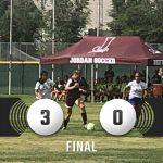 Girls Soccer Score Win versus Taylorsville