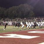 Varsity Football falls to Lone Peak 38 – 13